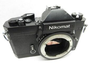Freshly CLA'd Nikomat FT-2 5300680