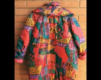 Padded jacket // piumino vintage