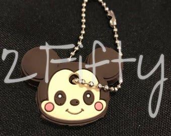 Mickey inspired keychain