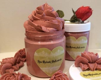 SPA Uptown- Clay and Mud- Facial MASK Collection: French Rose Clay,Seaweed, Dead Sea Mud, Rhassoul,Pomegranate,Tomato, Handmade , Vegan