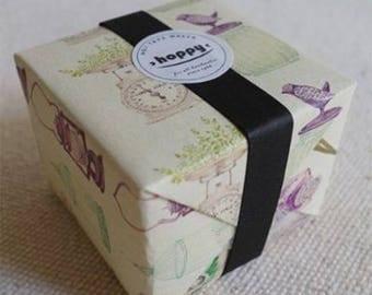 Hoppy Mini Box Map Series 4713077970683 Vintage Collection