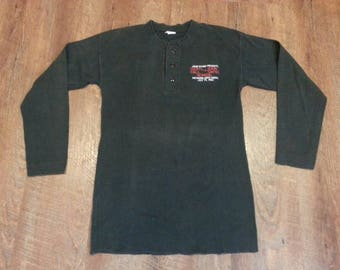 1983 HALL and OATES Promo Tour Thermal Long Sleeve shirt!!