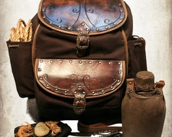 Adventurer's Pack for LARP, action roleplaying and cosplay