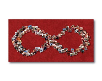 Eternal Love Photo Collage