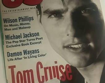 Tom Cruise Collectible Magazines