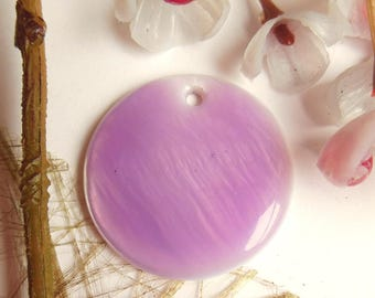 pretty Pearl Locket pendant mother of Pearl