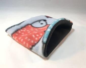 """Small animal snuggle sack sleeping bag 7"""" x 6"""""""