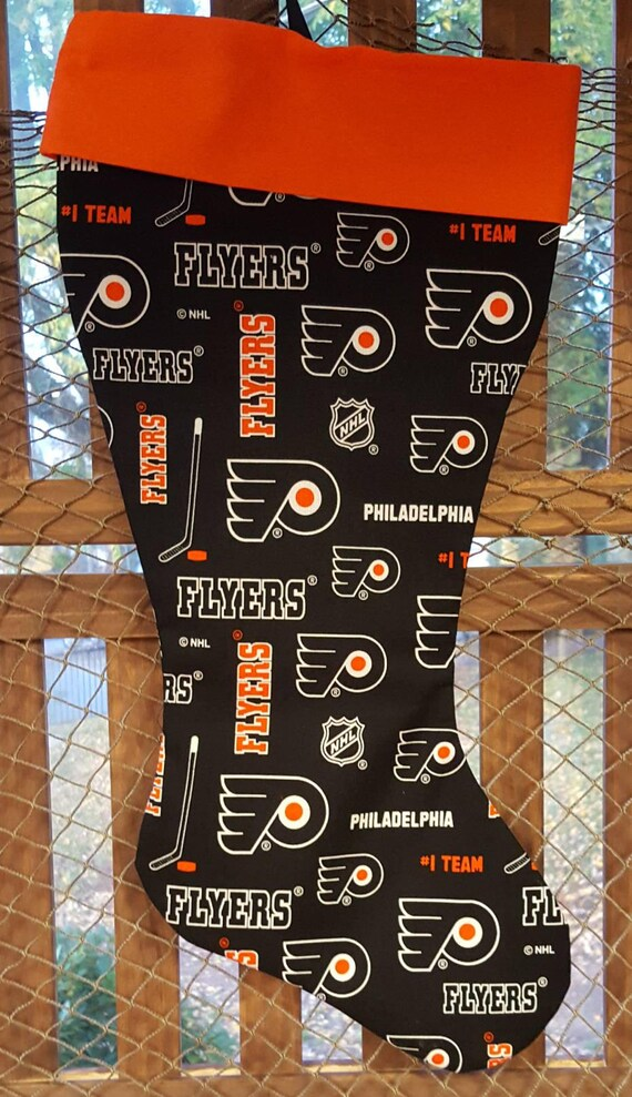 Flyers Christmas Stocking