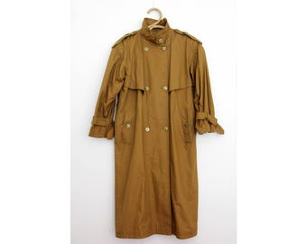 Vintage Trench Coat // Gil bret Rain Coat