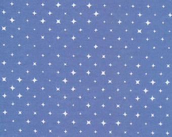 Alpine, We Are Stars for Cloud 9, Organic, Broadcloth, fabric by the yard, organic fabric, modern quilt, modern blender, nursery print