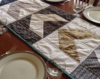 Handmade Arrow Table Runner