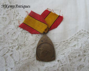 Antique medal WW1 for the collector