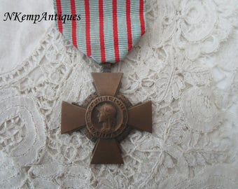 Old french medal