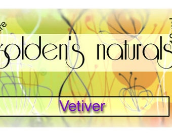 Vetiver  - Essential Oil - 10ml