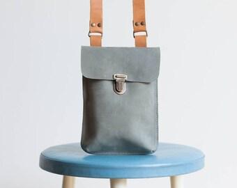 Grey Festival Bag