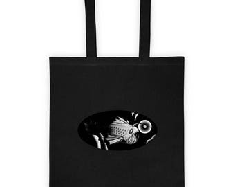 Steam Punk fish bag