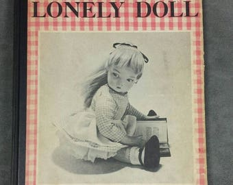 The Lonely Doll Dare Wright 1957 First Edition 1st Vintage Children's