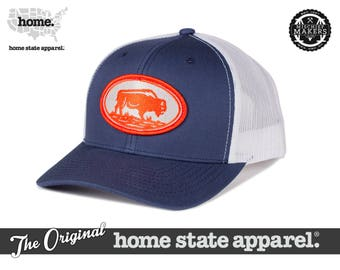 Home State Apparel: Bison Hat