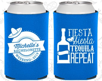 Fiesta Siesta, Tequila Repeat, Printed Bachelorette, Mexican Bachelorette Favors, Bachelorette Weekend Favors, Bachelorette Favors (60004)
