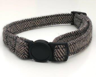 Herringbone - quick release safety clasp
