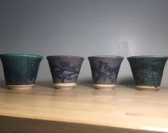 Set of Four Tumblers