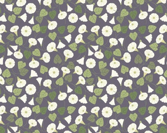 A254.3 - Granny-pop-out-of-beds On Warm Grey Lewis & Irene Patchwork Quilting Dressmaking Fabric