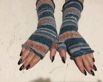 2018 new women gift gloves Fingerless gloves Mittens Long Arm Warmers Boho Glove Women Fingerless Wrist long arm warmers Ready to ship!