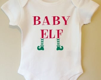 Baby Elf baby body/vest/bodysuit