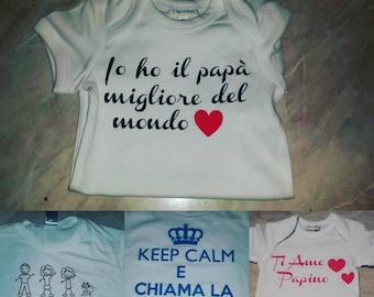 T-Shirt Body Fleece All-custom handmade with the inscription or logo.. Christmas idea