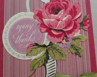 Handcrafted Gift Cards of All Occasions ( 1 card)