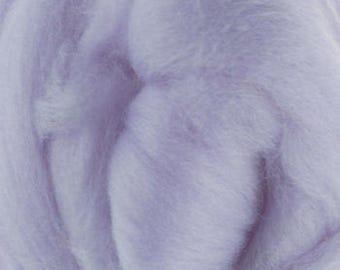 Extra Fine Merino Wool Roving / Combed top - Twilight 4 oz braid (DHG)