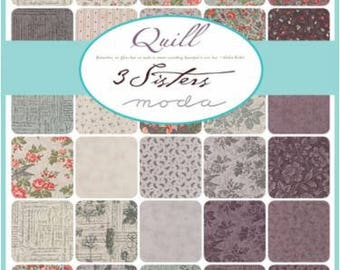 Quill by 3 Sisters - 40 x FQ Bundle