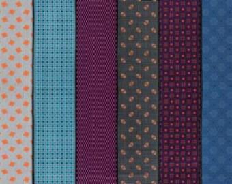 Lollies by Jen Kingwell - Sweetie Cool 1813016 - 1/2yd