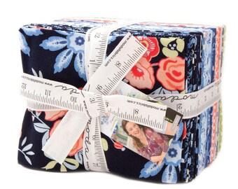 Bloomsbury - Franny & Jane - Moda - 33 Pieces - Fat Quarter Bundle - 47510AB