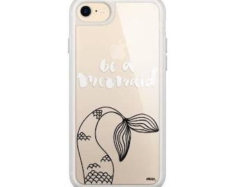 Premium Milkyway IPhone Case - Be A Mermaid