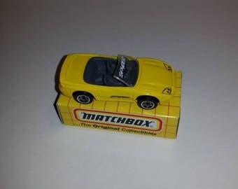 Vintage Matchbox Mitsubishi Spyder
