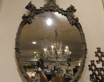35% Off Summer Sale Charming Antique French Mirror