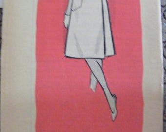 "41% OFF 1960's vintage Uncut Anne Adams Mail Order Sewing Pattern 4721 Misses' Skirt 30"" Waist"