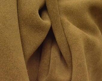"Napa Balmy Brown ""Cali"" 3.3 Square Foot 3 1/2-4 oz Leather Cow Project Piece DE-66068 (Sec. 2,Shelf 1,B)"