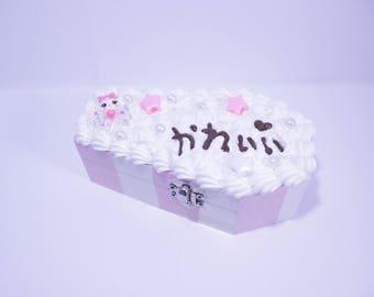 Kawaii Coffin Decoden Boxes