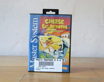 Speedy Gonzales, Sega Game Catridge, Sega Master System, Console Game Catridge, Sega Lover Gift, Video Game, Old Sega Console, Console Game,