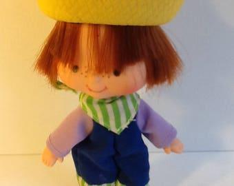 HUCKLEBERRY PIE Vintage Strawberry Shortcake Doll