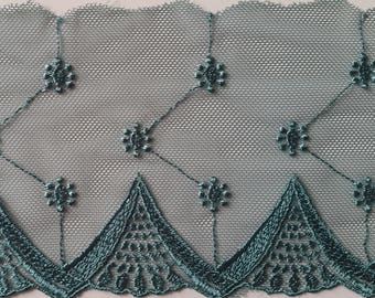 3 m tape lace embroidered tulle color