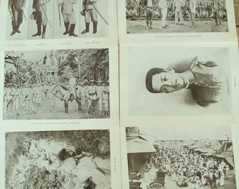 J D Givens Photo Picture Print Set One Hundred Prints American Philippine War Philippines Soldiers Death Scenes Insurgents Leaders 100 print