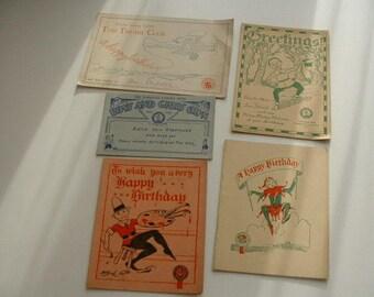Vintage Tom Thumb club nostalgia