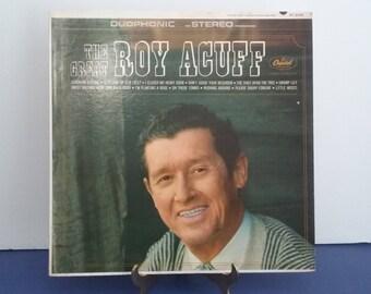 Roy Acuff - The Great Roy Acuff - Circa 1964