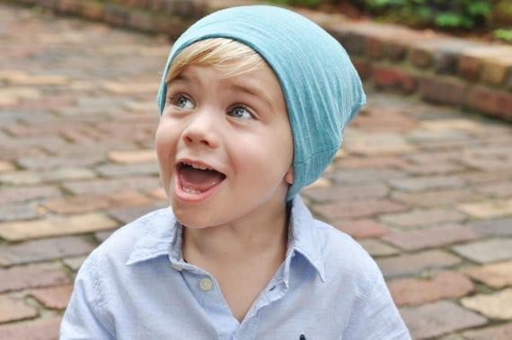 Blue Slouchy Toddler Beanie - Blue Toddler Boy Beanie - Blue Toddler Boy Hat - Blue Toddler Girl Beanie - Blue Toddler Girl Hat - Kids Hat