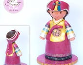 Custom Korean Dol Clay Do...