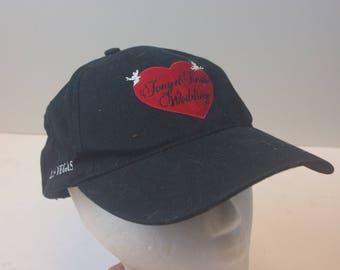 90s heart hat cap love vintage retro marriage