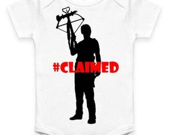CLAIMED - The Walking Dead Baby Clothes